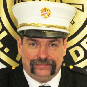 Al Piasecki - Fire Chief